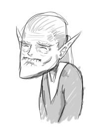 Crazy Old Guy