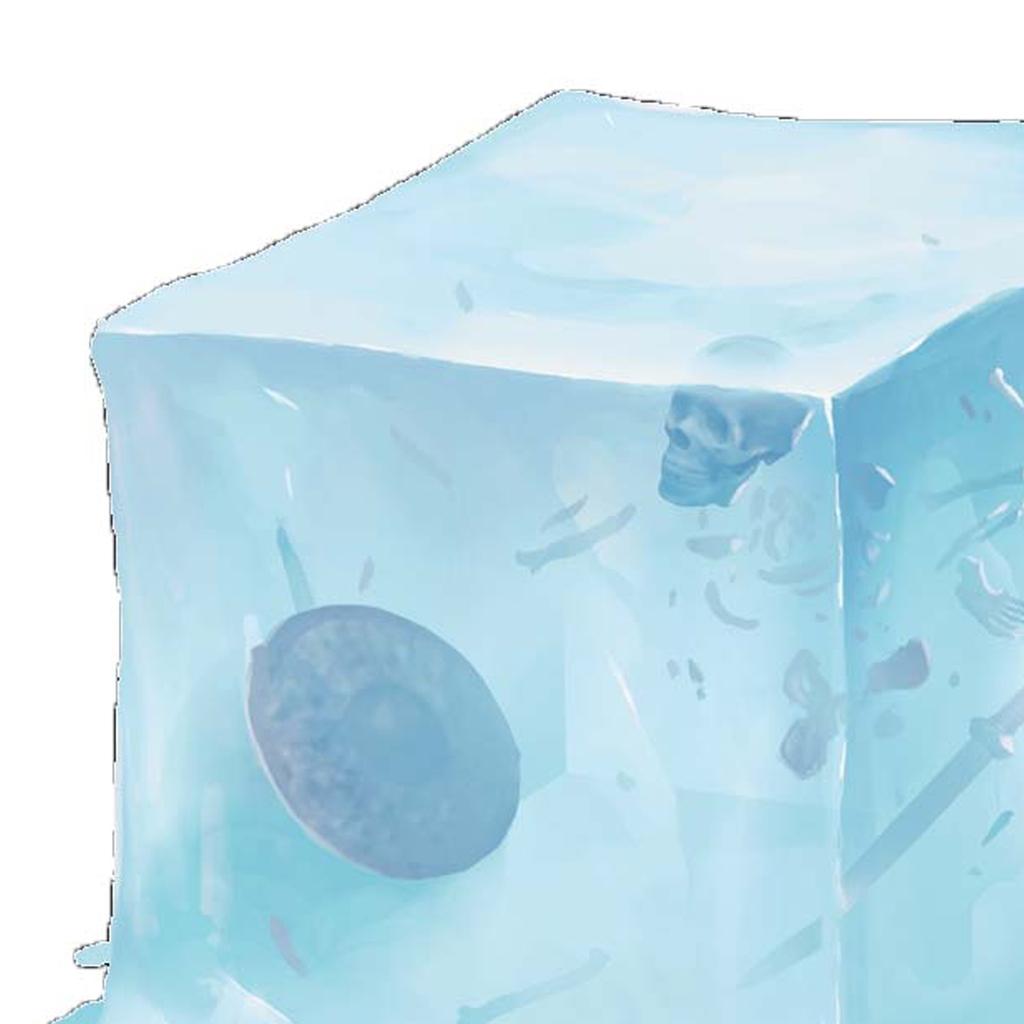 Glabbazool (sentient gelatinous cube)
