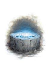 Stone Cauldron of Scrying