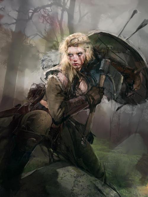 Thorgrima Ragnardottir