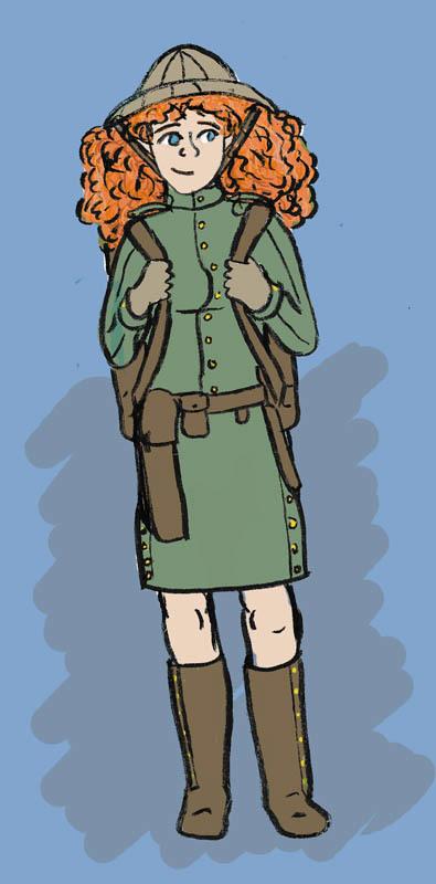 y - Clementine Merryweather (Deceased)