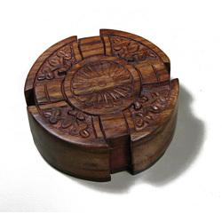 Daeson Sul's Puzzle Box