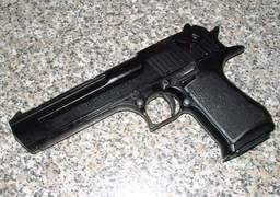Desert Eagle .50 cal handgun