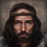 King Tedric de Bois of Camelot