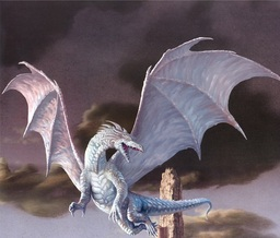 Ketherek, the Elder White Dragon