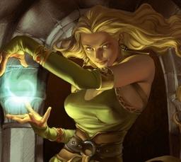 Lady Eladren d'Cannith