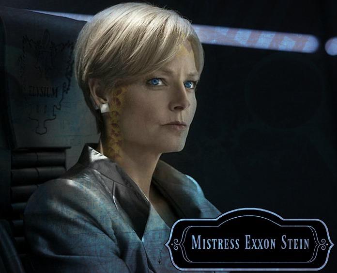 Mistress Exxon Stein