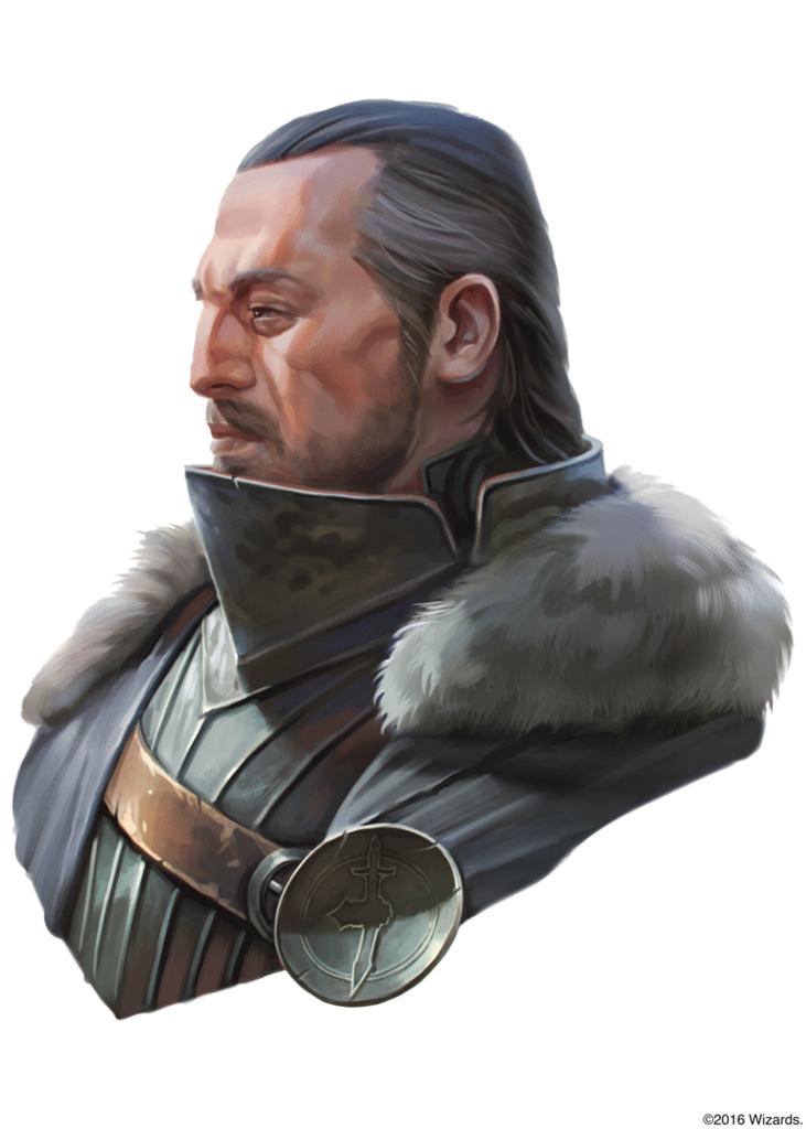 (Deceased) Sir Baric Nylef