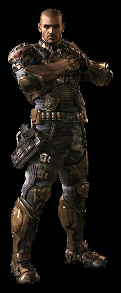 "Major Jack Krauss ""Forge"""