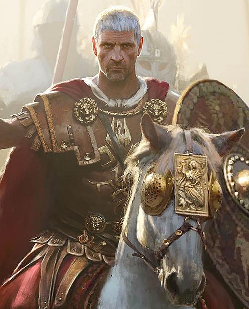 Legatus Augustus the Lion