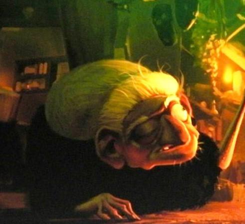 Edna (Taven Lady)