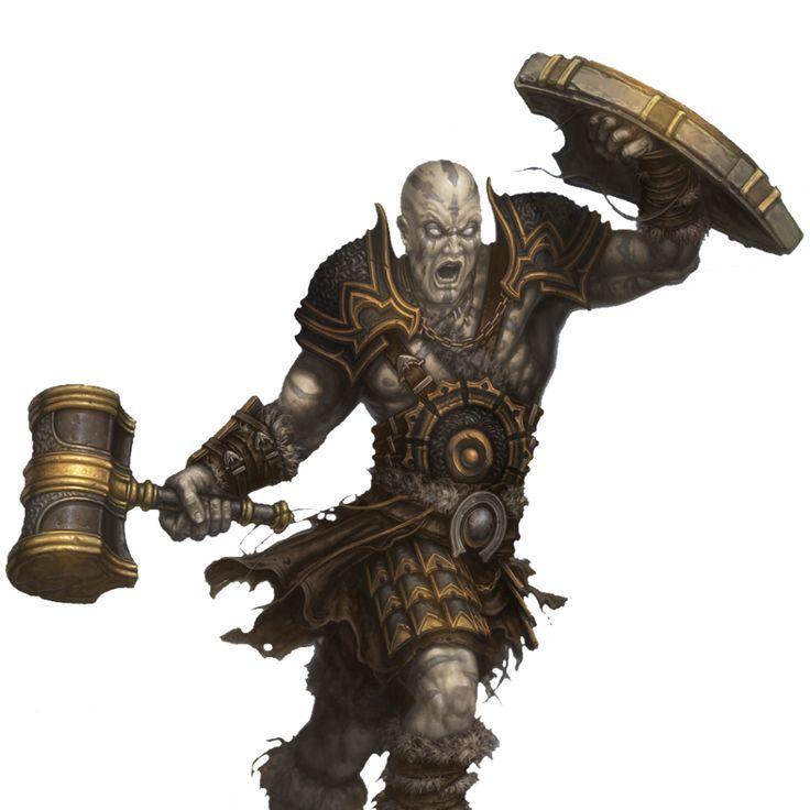 Uthal 'Shieldbearer' Thuliaga