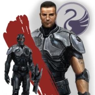 Captain Connor Perilon