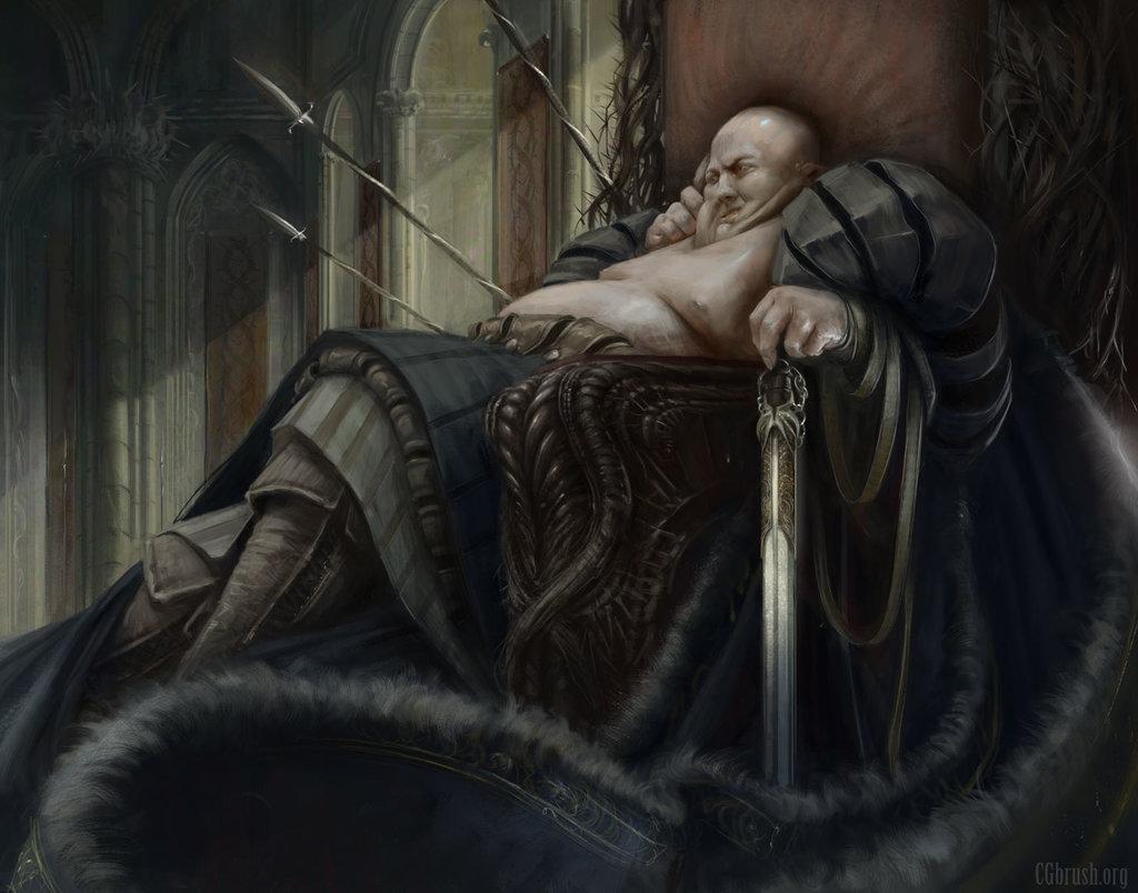Baron Ramando Fedolish