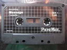 Answering Machine Tape