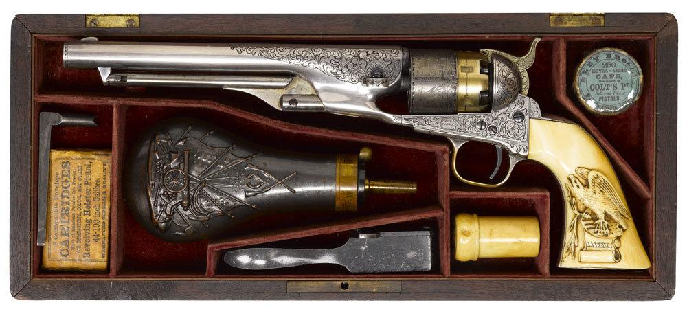 McBride .44 Colt Model 1860