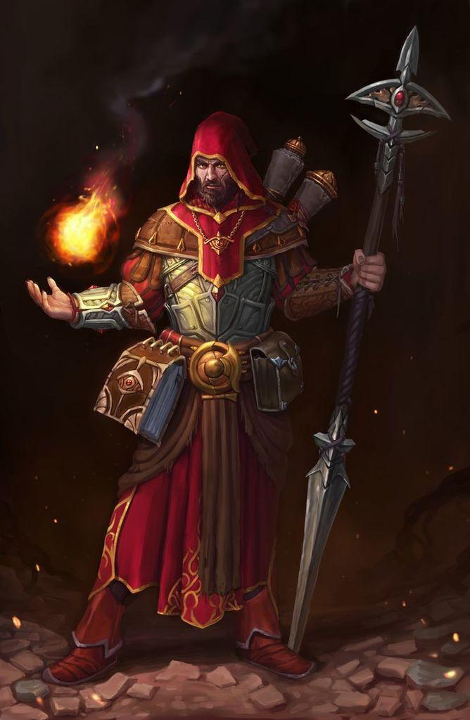 Harry z Tor, zwany Tęgim, a czasem Zadłużonym, Mistrz Żywiołów 6 Krąg