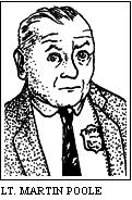 Lt. Martin Poole