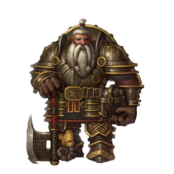 Tormund Ironfist