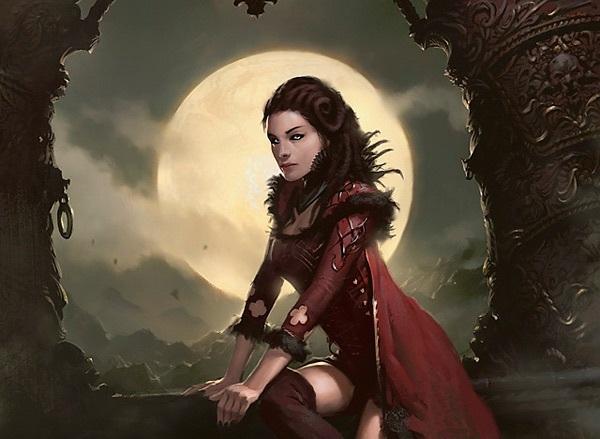 Lady Baldovoran