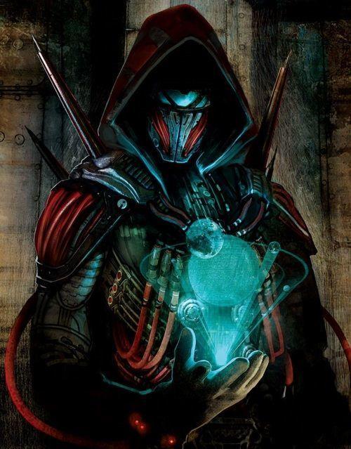 Warden Vross