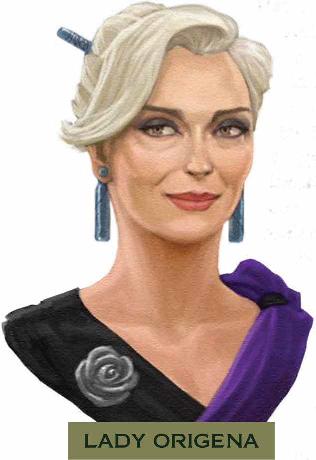 Lady Origena Devy