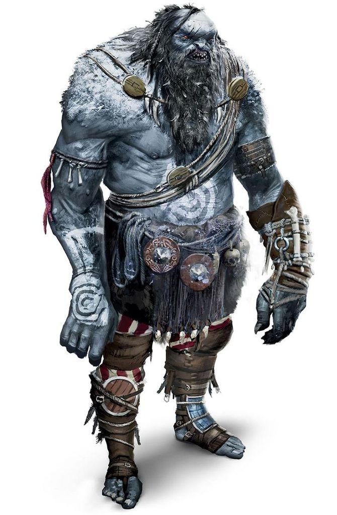 Fjornjot, the bastard