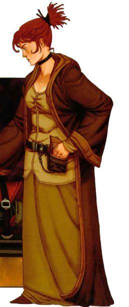Doctor Lorren Morrick