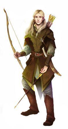 Ilian Greenarrow