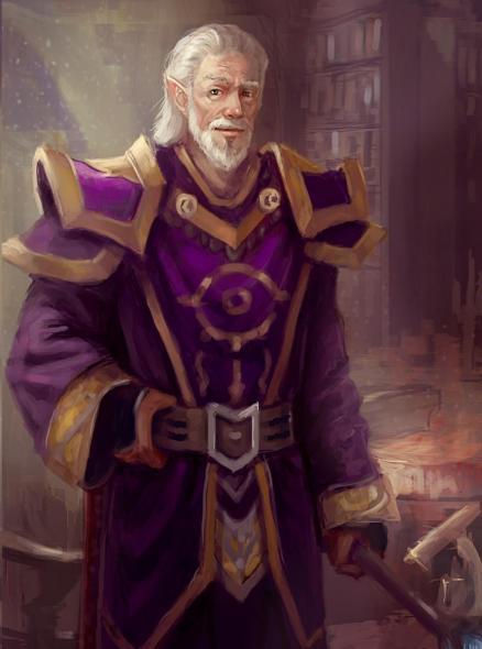 Emperor Lord Nasher Alagondar