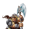Baren, The Dwarf