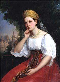 Baroness Lydia Petrovna-Vallakovich