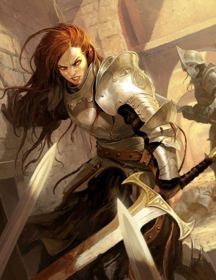 Commander Kara Thalton