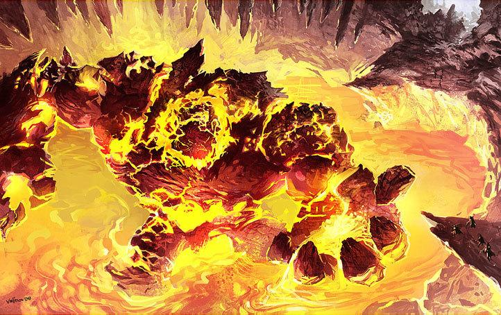 Naur, The Eternal Flame