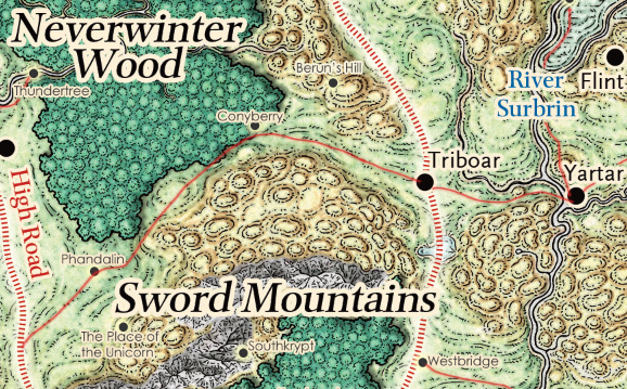Game Thread To the Triboar: The Orc-Infested Trail - RPG