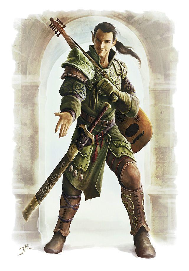 Elwen Swordsong