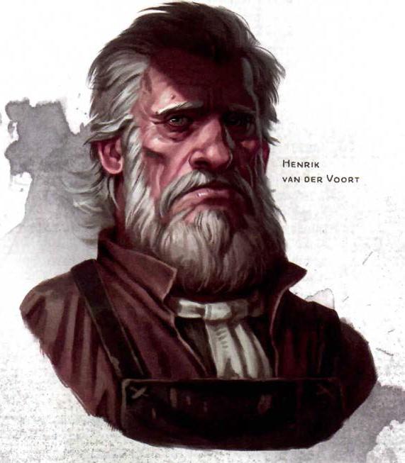 Henrik van der Voort
