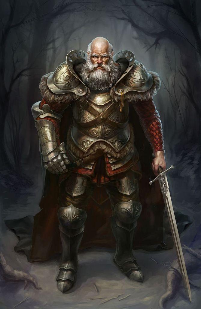 Commander Oskar