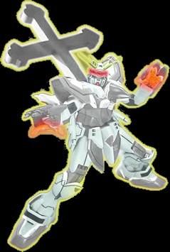 GF15-001NA-CP Holy Son Gundam