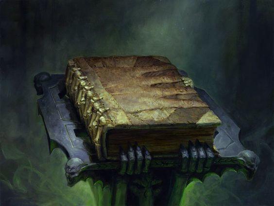 Book of the Broken Wing