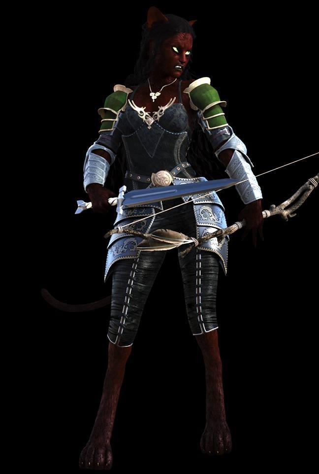 Reiko Shadowclaw