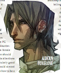 Alderon Foxglove