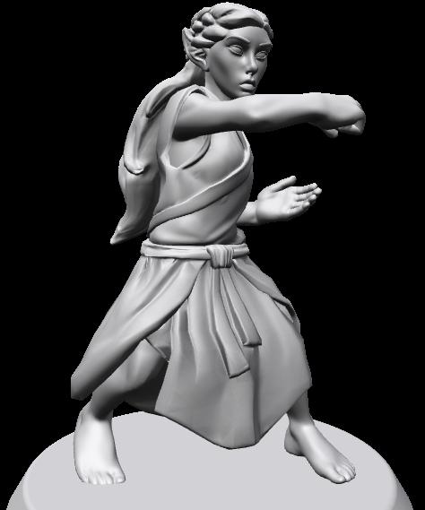 Bō (Cecily)