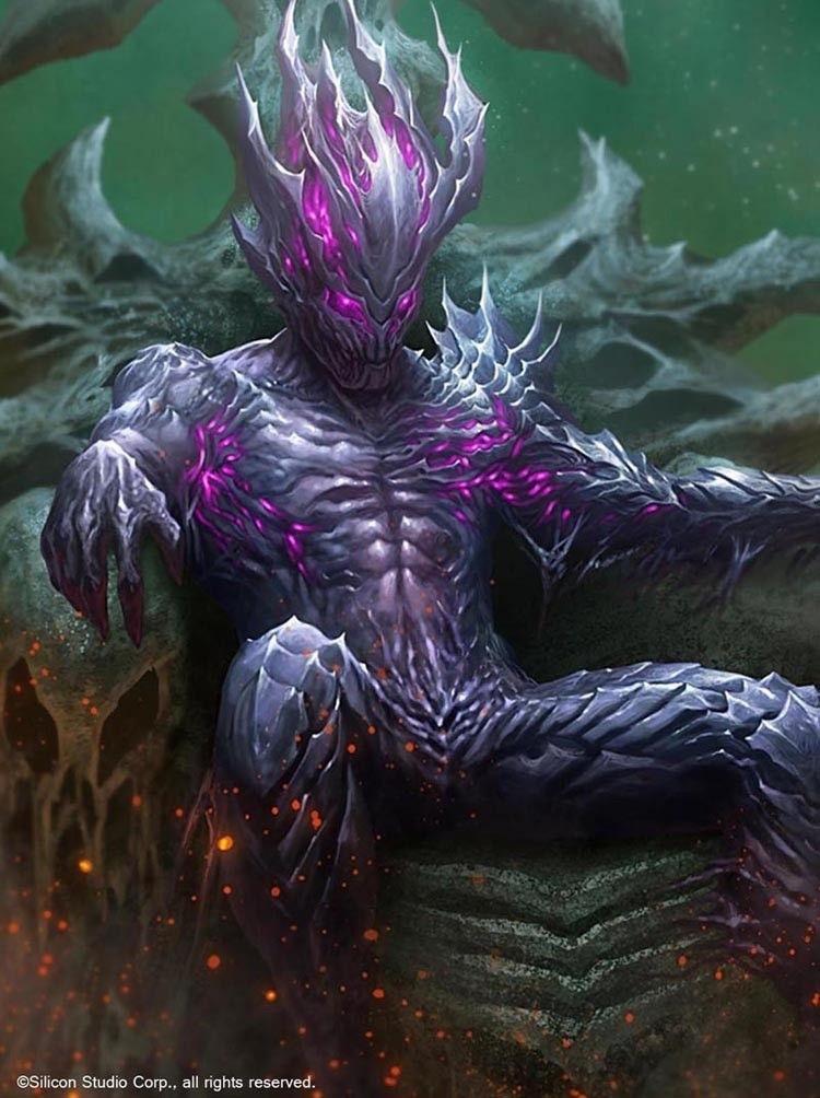 Villain: M: Emperor Ulkron