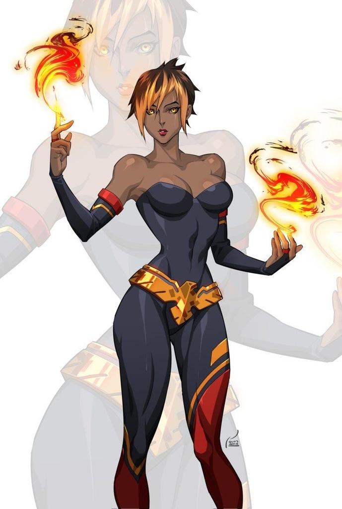 """Legion: F: Jada Marie """"Phoenix"""""""