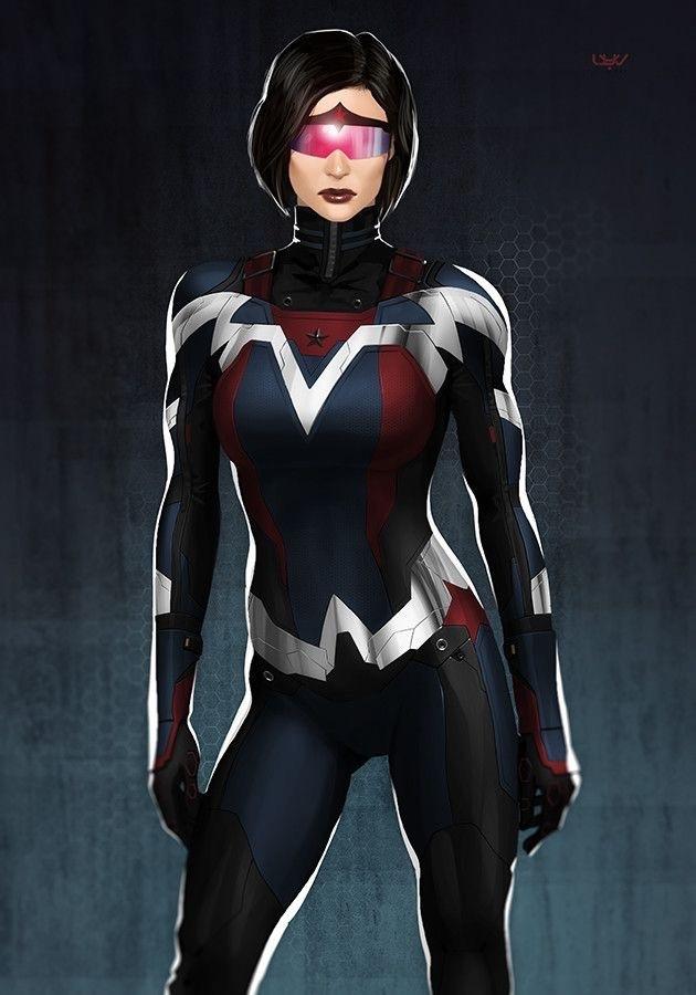 """Next Gen (Future): F: Raven Summers """"Optic II"""""""