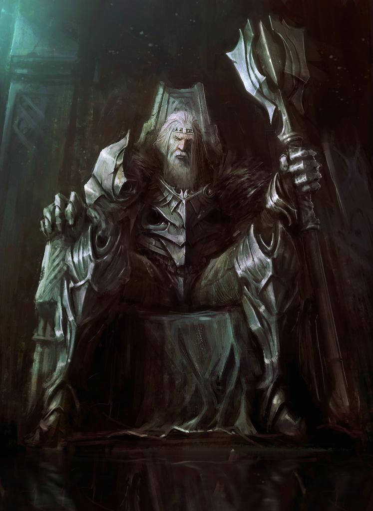 King Gabranth