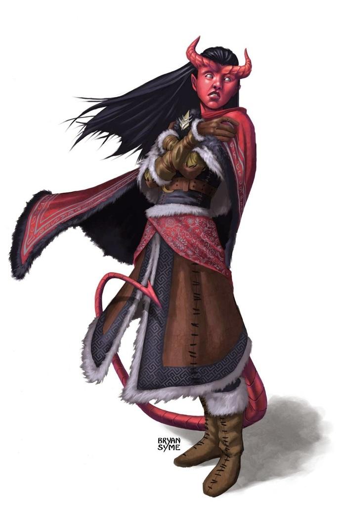Mccath the Crimson