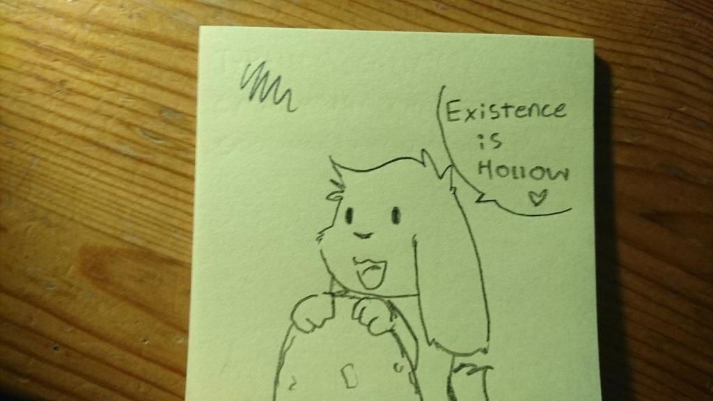 Nihilistic Brown Rabbit.