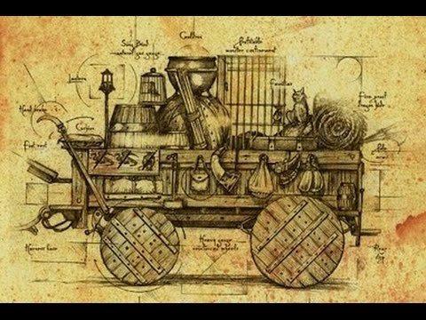The Wagon | Lost Mine of Phandelver | Obsidian Portal